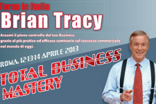 Total Business Mastery con Brian Tracy (a Roma il 12/13/14 aprile 2012): non confondere la propria offerta con il proprio business!!