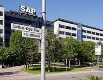 Quartier Generale SAP a Walldorf