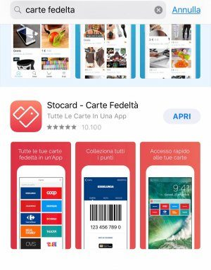 Stocard-App