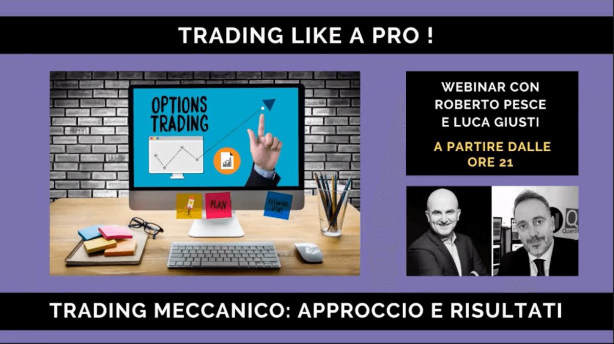 trading like a pro